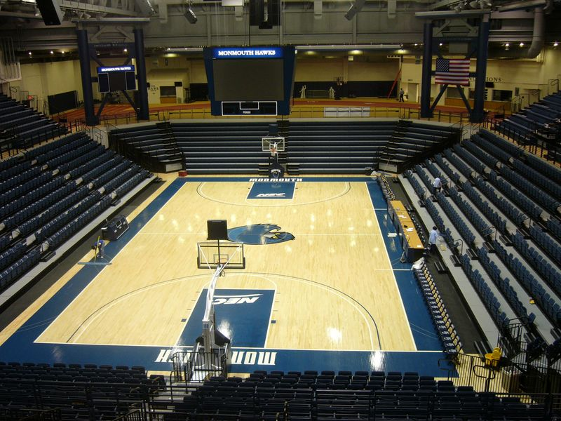 Rhode Island College Gym