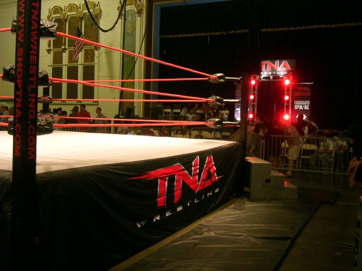 Why Is Tna Ring So Small