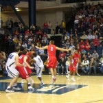 Monmouth on offense