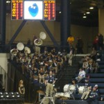 The Monmouth Pep Band