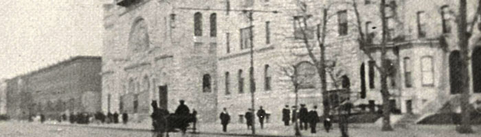 Temple University around the turn of the century